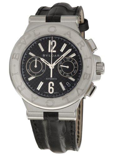 Bvlgari Women's BVLDG40BSLDCH Diagono Chronograph Watch