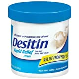 Desitin Rapid Relief Creamy Jar, 16-Ounce