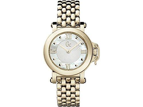 Guess X52004L1S - Reloj para mujeres color dorado