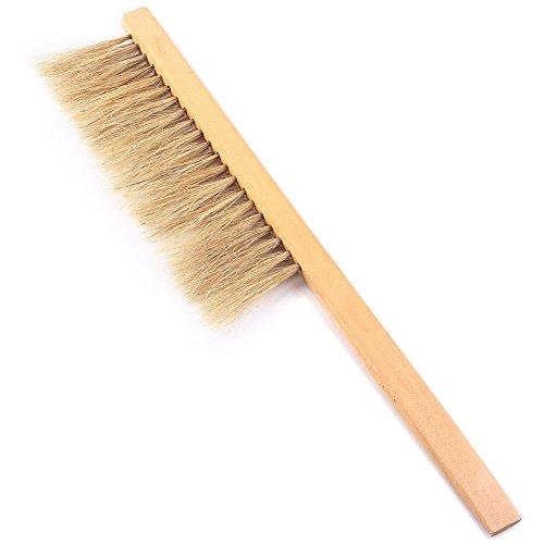 2013newestseller natural horse hair bee hive brush - Natural horse hair interior upholstery brush ...