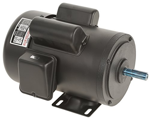 Grizzly G2535 Single-Phase Motor with 3450 RPM (Single Phase Motor compare prices)