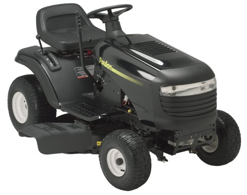 poulan 42 inch steel deck 17 5 hp briggs stratton ic engine with 6 speed transmission lawn. Black Bedroom Furniture Sets. Home Design Ideas
