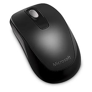 マイクロソフト Wireless Mobile Mouse 1000 ブラック for Business 3RF-00006 (法人向け)