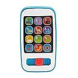 Teléfono Inteligente Fisher-Price, azul