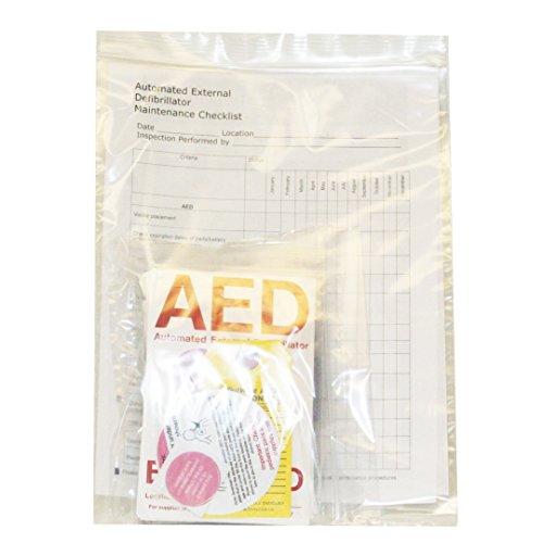 [해외]첫 번째 음성 V18111-PEDEC1 AED 라벨링 및 업데이트 키트/First Voice V18111-PEDEC1 AED Labeling and Update Kit