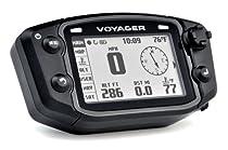 Trail Tech 912-2011 Voyager Stealth Black Moto-GPS Computer