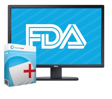 "Dell U3014 30"" Monitor & Perfectlum Calibration Software With Fda 510(K) -Clearance For Displaying And Viewing Of Medical Images, And For Review And Diagnostics By Trained Medical Practitioners)"
