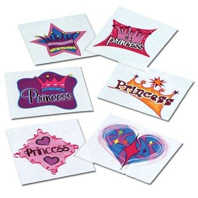 Princess Tattoos