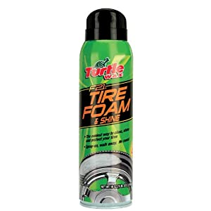Turtle Wax T-49R1 F21 Tire Foam and Shine - 18 oz.