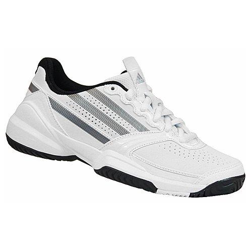 Scarpe BAMBINO adidas Performance Tennis, (bianco / nero), 37 EU