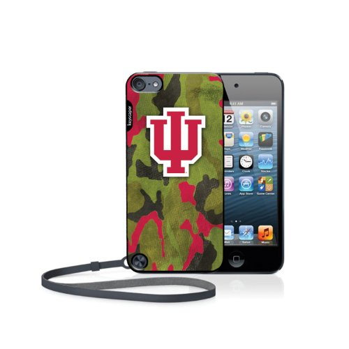 Indiana Hoosiers Ipod Touch 5G Case Camo Ncaa