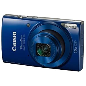 Canon PowerShot ELPH 190 IS Digital Camera