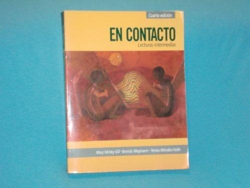 En Contacto: Lecturas Intermedias (Spanish Edition)