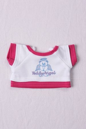 Teddy Angel T-Shirt fits Webkinz, Shining Star and 8