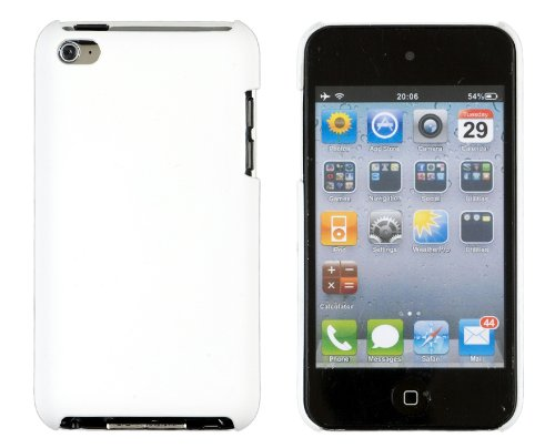 Hard Case for Apple iPod Touch 4G (4th Generation) - White