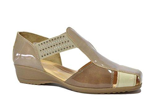 Melluso Scarpe sandalo donna corda 08977 39
