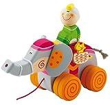 Sevi Eco-Friendly Pull Along Toy, Marajah