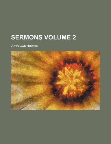 Sermons Volume 2