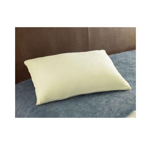 2 (Twin pack) X Memory Foam Pillow / Pillows Traditional Shape by Viceroybedding - Each Pillow Comes With Removeable and Washable Zip Off Velour Covers Treated With Ultra-fresh