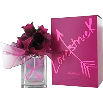 Hopelessly RomanticYou're sure to fall in love with Vera Wang Lovestruck Eau de Parfum. This modern, feminine fragrance instantly attracts with mouthwatering pink guava, mandarin and a delicate mix of tuberose and lotus blossom. Behind it all, precio...