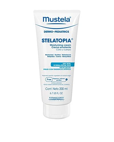 Mustela Crema Corporal Stelatopia 200 ml