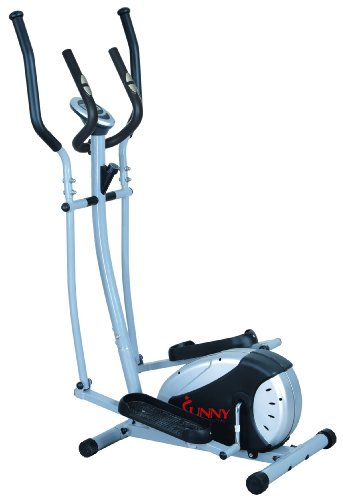 New Sunny Magnetic Elliptical Trainer