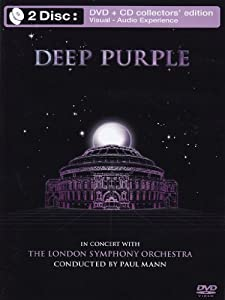 Deep Purple In Concert - With The London Symphony Orchestra (Collector's Edition, DVD + CD)