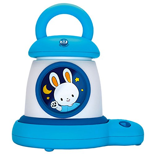 Kid'sleep My Lantern Blue Portable Nightlight, Blue