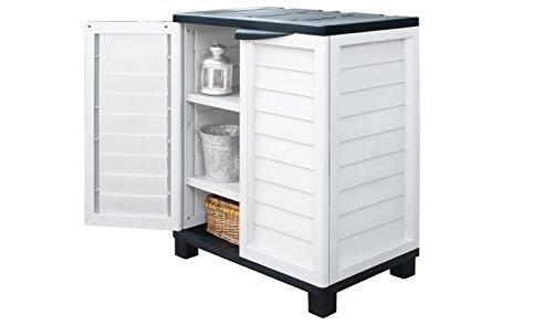 universalschrank aus kunststoff von starplast 10 811 ean 7290013856722. Black Bedroom Furniture Sets. Home Design Ideas