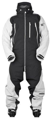 Sweet Protection Herren Flightsuit Crusader, true black/snow white, L, 125011 1010