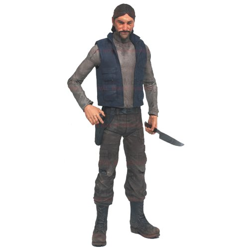 McFarlane Toys The Walking Dead Comic Series 2 The  Governor Action Figure (Walking Dead Figures Series 2 compare prices)