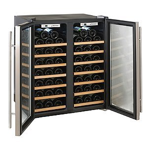 Wine Enthusiast 272 48 02 51W Silent 48 Bottle Double...
