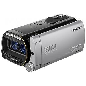 Sony HDR-TD20V Caméscope haute définition Double full HD 3D 20,4 Mpix