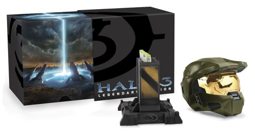 Halo 3 Legendary Edition (Xbox 360)