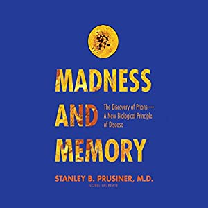 Madness and Memory Audiobook