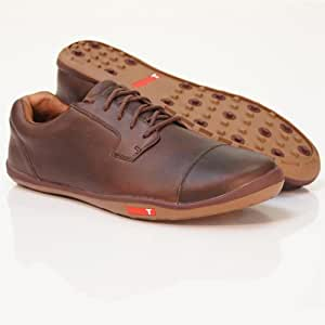 True Linkswear TRUE Stealth Golf Shoes - Mens Brown/Mud