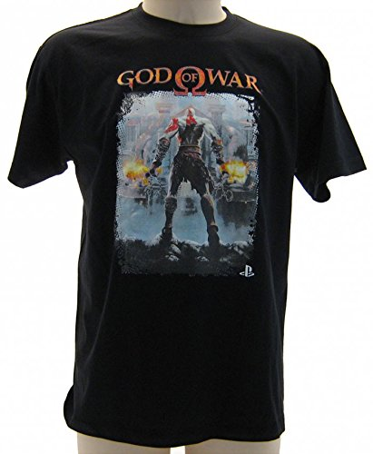 T-shirt God of War - Maglietta originale, 9/11 anni