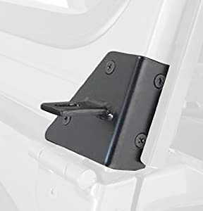 Rampage 7609 Black Windshield Hinge Light Bracket from Rampage