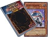 Yu Gi Oh : POTD-EN009 Unlimited Edition Ambulanceroid Common Card - ( Power of the Duelist YuGiOh Single Card )