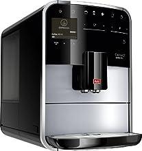 Melitta F 731-101 Premium Kaffeevollautomat Caffeo Barista T (Cappuccinatore) silber/schwarz