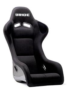 BRIDE (ブリッド) フルバケットシート 【 ZETA III 】 (FRP製) ブラック F31AMF
