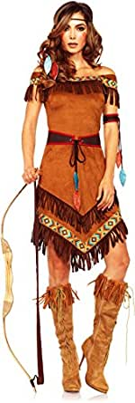 Leg Avenue Womens Native Princess Adult Costume