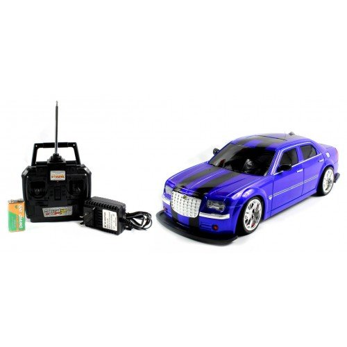 Electric Powered Full Function 1:14 Chrysler 300C RTR RC Car Remote Control