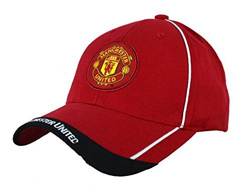 manchester-united-adjustable-cap-hat-new-season-red-c1f20
