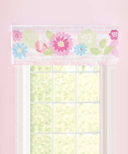 Summer Infant Window Valance, Petals