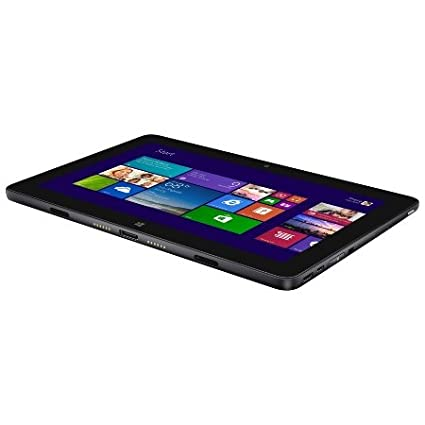 Dell Venue 11 Pro 7130 i5 W7P 3G SV 27,4 cm (10,8'') Tablette Tactile (Intel Core-i5 4030Y, 1,5GHz, 4Go RAM, 128Go SSD, Win 7 Pro, Ecran tactile) Noir (Import Europe)