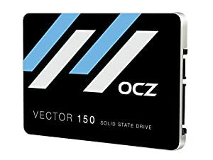 OCZ Storage Solutions Vector 150 Series 240GB SATA III 2.5-Inch 7mm Height Solid State Drive (SSD) With Acronis True Image HD Cloning Software- VTR150-25SAT3-240G