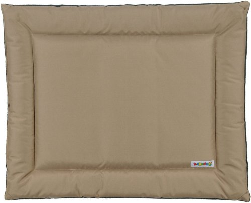 Kakadu Pet All Seasons Mat Dog Bed, Hay (Beige