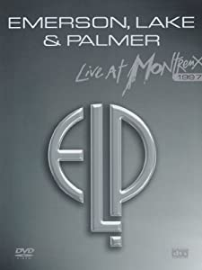 Emerson, Lake & Palmer - Live at Montreux 1997