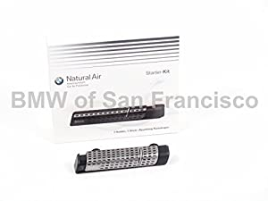 Bmw Natural Air Fragrance Starter Kit With 1 Scent Stick from BMW Lifestyle